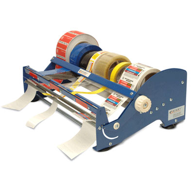 SL9518 Tape and Label Dispenser for several rolls